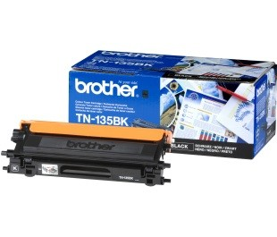 Brother HL-4040/4050/4070, TN-135BK MFC9400, musta, 5 000 s. (TN