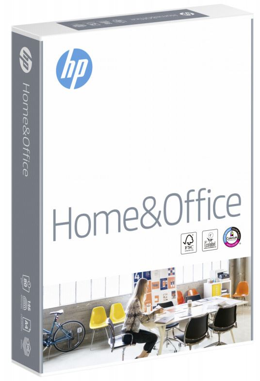 Kopiopaperi A4/80g 500 arkkia HP Home & Office