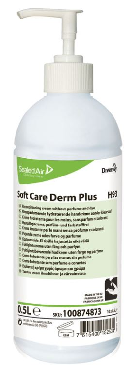 Kosteusvoide Soft Care H93